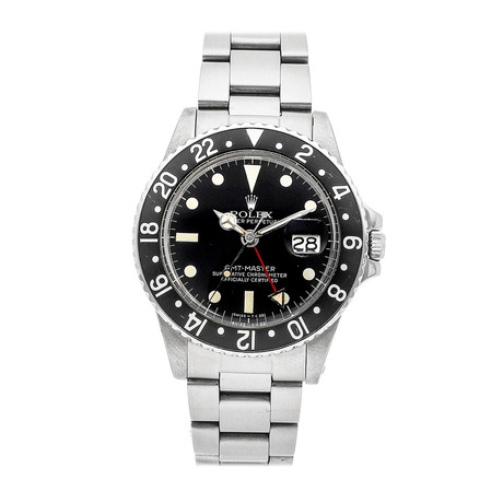 Rolex Vintage GMT-Master Automatic // 1675 // 5.8 Million Serial // Pre-Owned