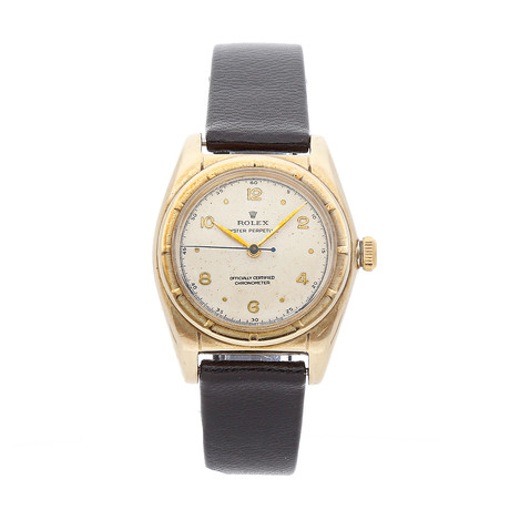 Rolex Oyster Perpetual Bubbleback Automatic // 5015 // 6.3 Million Serial // Pre-Owned