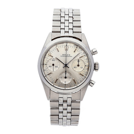 Rolex Vintage Chronograph Manual Wind // 6238 // 1.2 Million Serial // Pre-Owned