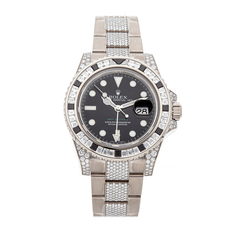 Rolex GMT-Master II Automatic // 116759SANR // Z Serial // Pre-Owned