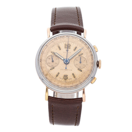 Rolex 1940's Chronograph Manual Wind // 4062 // 200 Thousand Serial // Pre-Owned