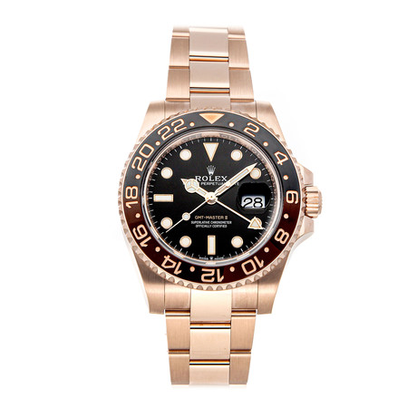 Rolex GMT-Master II Rootbeer Automatic // 126715CHNR // Random Serial // Pre-Owned