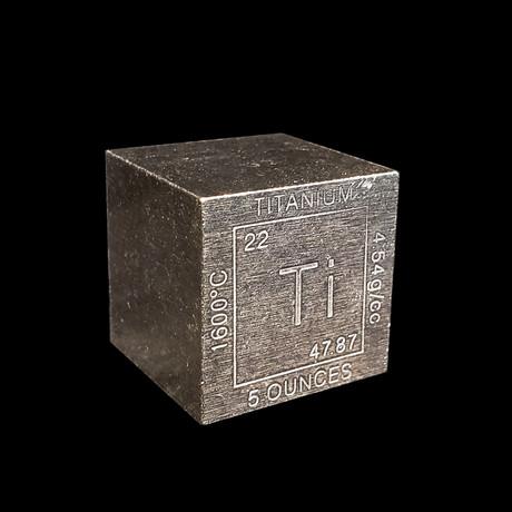 Element Cube // Titanium
