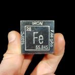 Element Cube // Iron