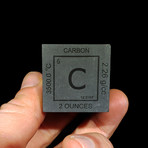 Element Cube // Carbon