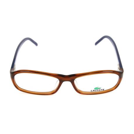 Unisex L2621 Optical Frames // Brown