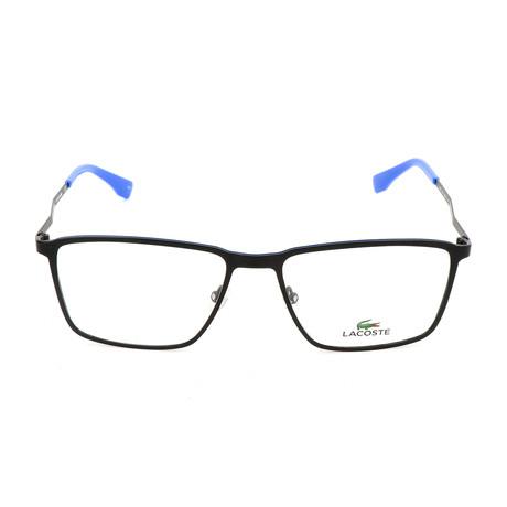 Men's L2239 Optical Frames // Matte Black