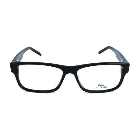 Men's L2660 Optical Frames // Black