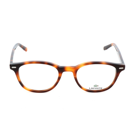 Women's L2833 Optical Frames // Havana