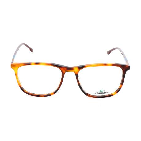 Men's L2823 Optical Frames // Havana