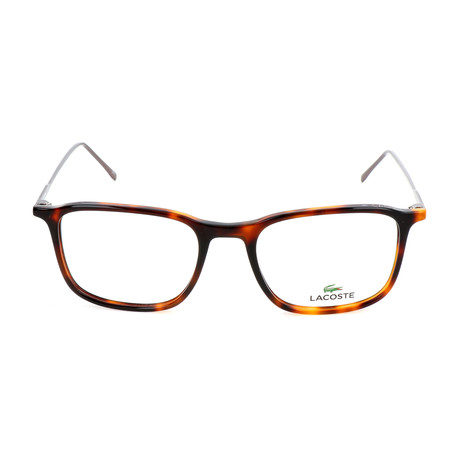 Men's L2816 Optical Frames // Havana