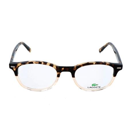 Women's L2833 Optical Frames // Havana Rose