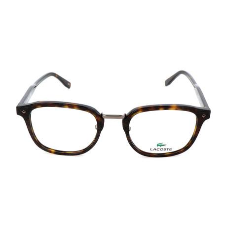 Men's L2831 Optical Frames // Havana