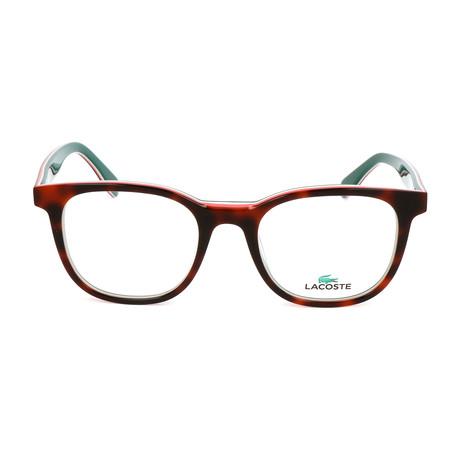 Women's L2809 Optical Frames // Havana