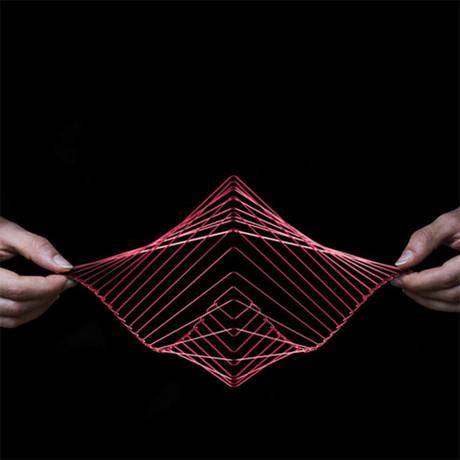 Square Wave // Scarlet Haze