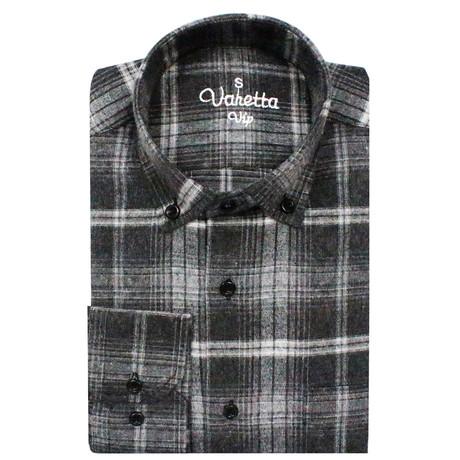 Junior Classic Fit Shirt // Smoked (S)