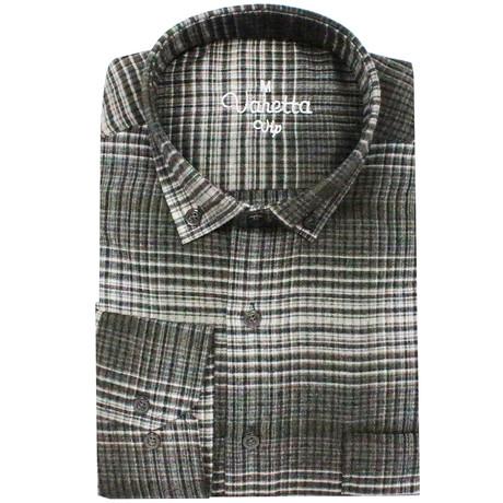Aidan Classic Fit Shirt // Green (S)