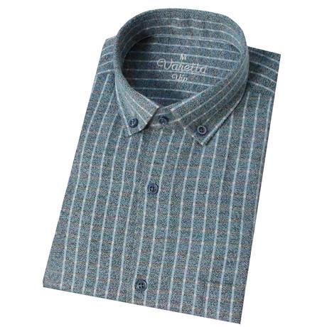 Owen Classic Fit Shirt // Blue (S)