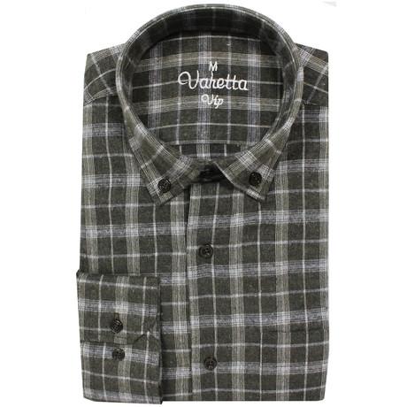 Frankie Classic Fit Shirt // Green (S)