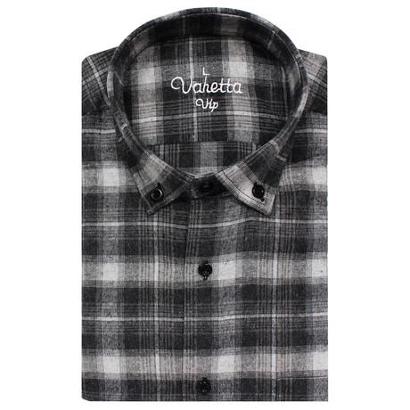 Xander Classic Fit Shirt // Black (S)