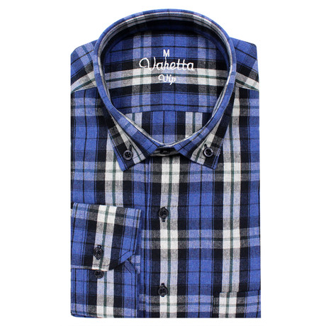 Theodore Classic Fit Shirt // Blue (S)