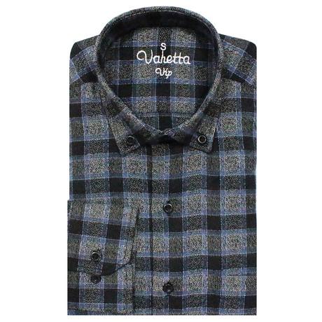 Zakariya Classic Fit Shirt // Black (S)