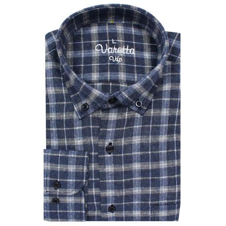Francis Classic Fit Shirt // Blue (S)
