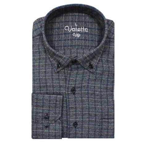 Joshua Classic Fit Shirt // Dark Gray (S)