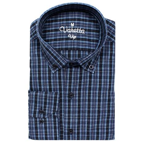 Daniel Classic Fit Shirt // Blue (S)