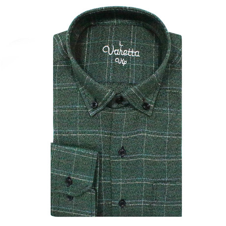Fraser Classic Fit Shirt // Green (S)