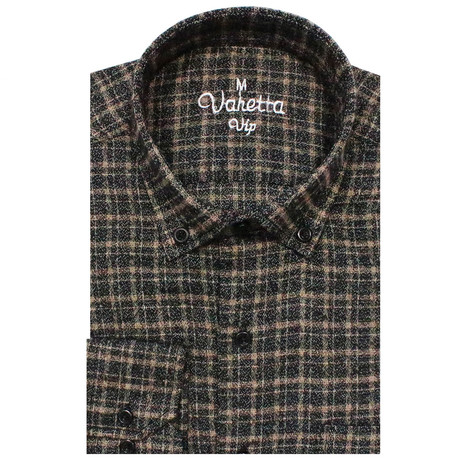 Ben Classic Fit Shirt // Black (S)