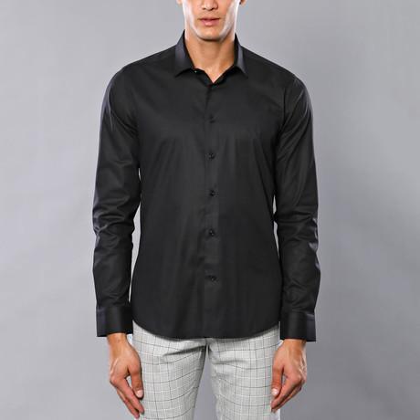 Will Slim-Fit Shirt // Black (S)