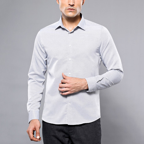 Wilfred Slim-Fit Shirt // Gray (S)