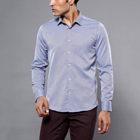 Alistair Slim-Fit Shirt // Smoked (S)