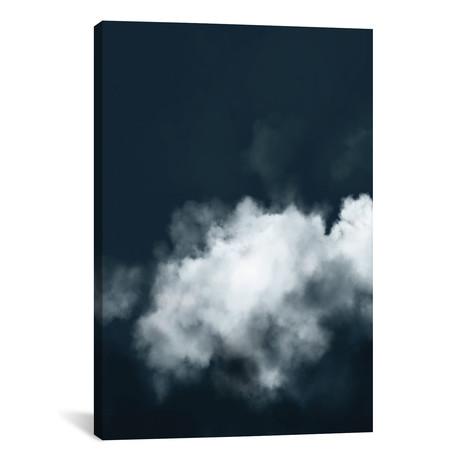 """Cloudy (12""""W x 18""""H x 0.75""""D)"""