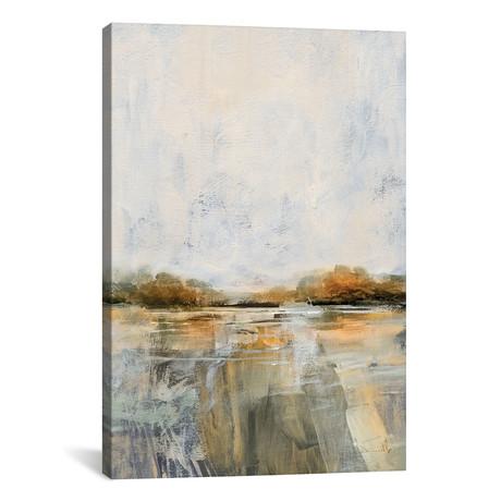 "Buy The River (12""W x 18""H x 0.75""D)"