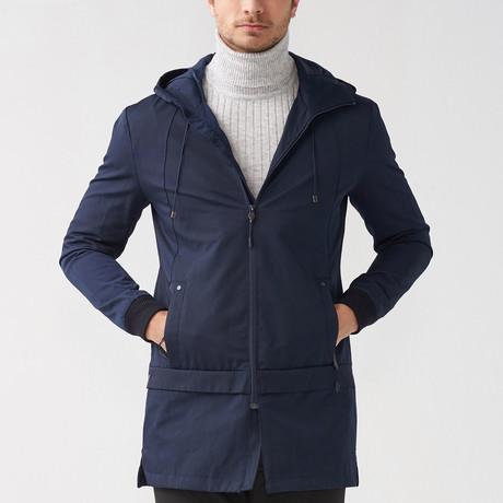 MCR // Devin Coat // Dark Blue (Euro: 44)