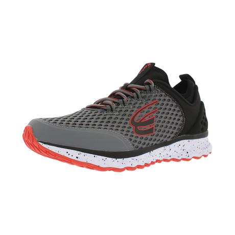 Phoenix // Gray + Black + Red (US: 7)