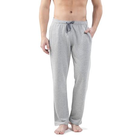 Men's Pajama Pants V1 // Gray Melange (XS)