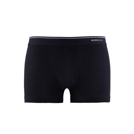 Men's Boxers V1 // Black (XS)