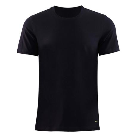 Men's T-Shirt // Black (XS)