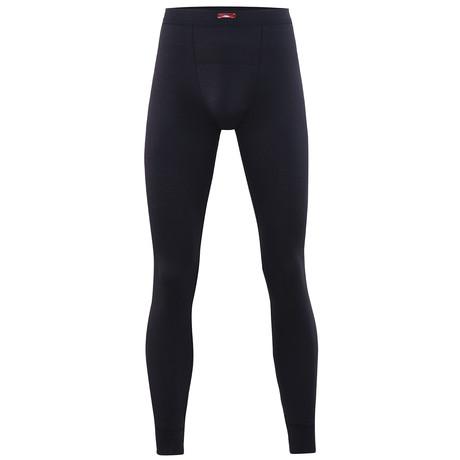 Men's Long Pants // Black (XS)