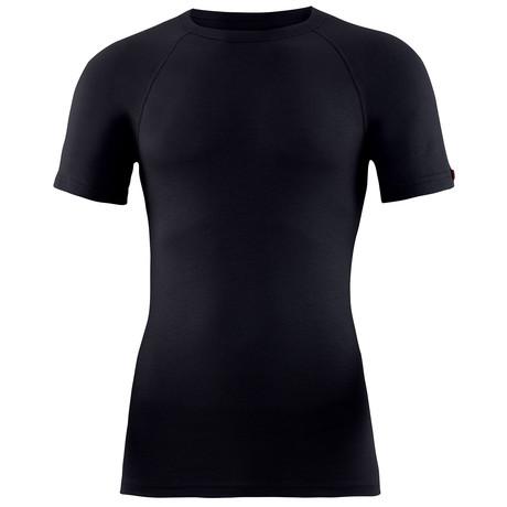 Unisex Short Sleeve T-Shirt // Black (XS)