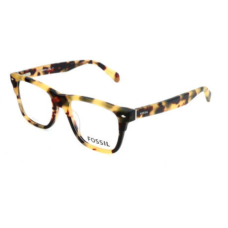 Women's 7031 2M6 Optical Frames // Matte Green Havana