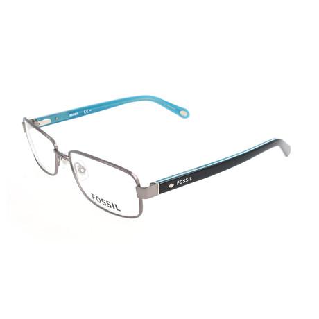 Men's 6036 HG3 Optical Frames // Matte Dark Ruthenium