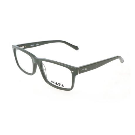Men's 6039 EXC Optical Frames V2 // Green