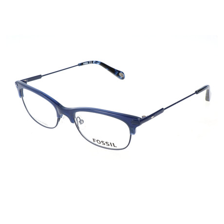 Women's 6055 OIO Optical Frames // Blue