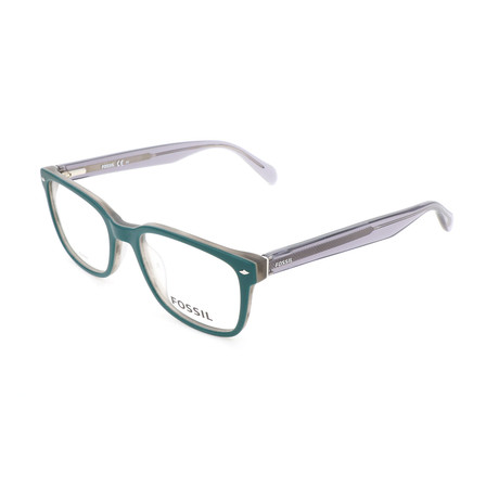 Men's 7037 PYW Optical Frames // Matte Teal
