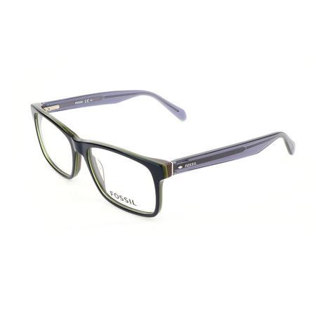 Men's 7013 PJP Optical Frames // Blue