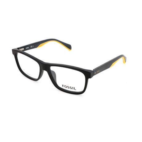 Men's 7046 003 Optical Frames // Matte Black
